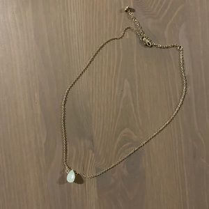 Jewelry - Gold Toned Dainty Necklace ~ 16 in.